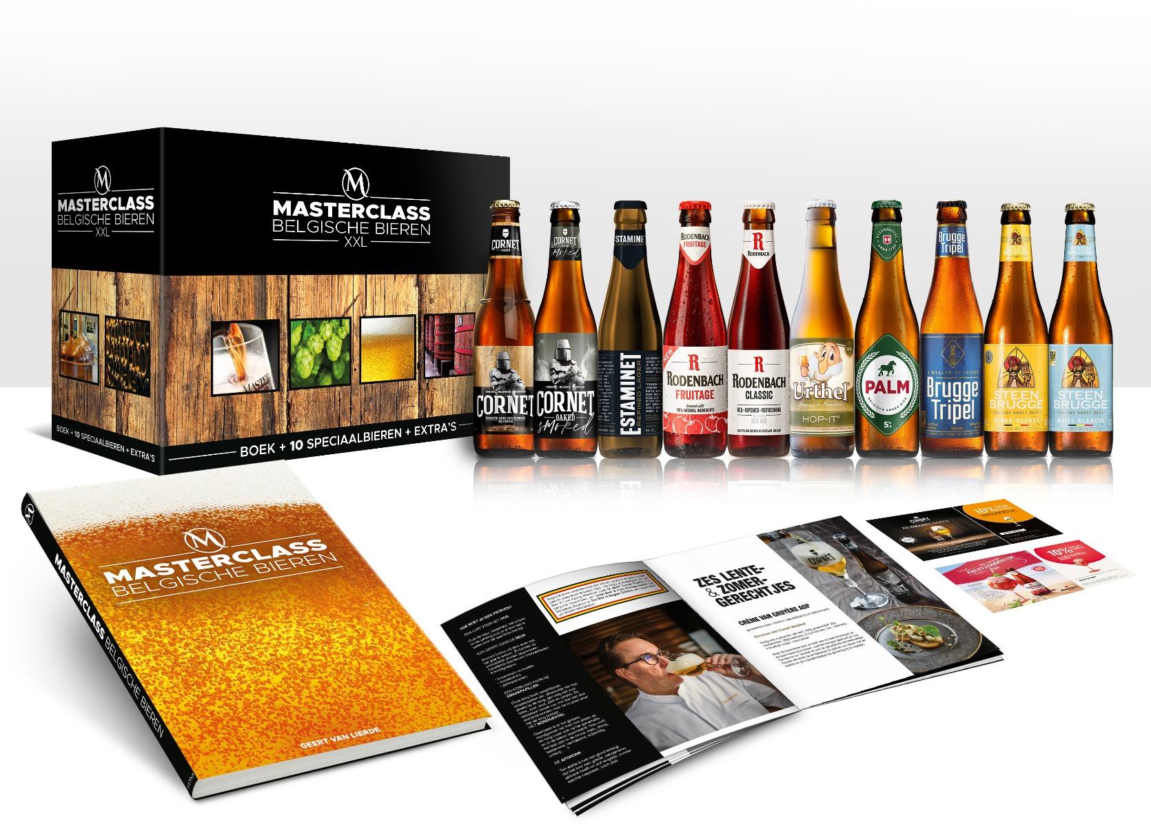 Box Belgische bieren