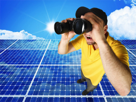 Grootste zonnepark NL levert stroom aan datacenter Google